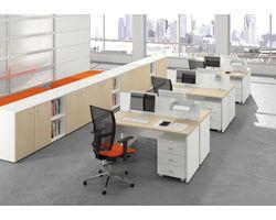 Мебель для персонала Oxi (L) — фото 1