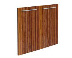 Двери для шкафа 844х765х18 мм — фото 1
