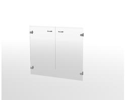 Двери 89х0,4х76,8 см — фото 1