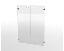 Двери 89х0,4х115,2 см — фото 1