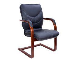Кресло Leeds Wood C (MO) для посетителя — фото 1