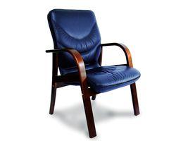 Кресло Leeds Wood D (MO) для посетителя — фото 1