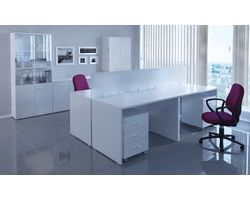 Мебель для персонала STEEL WOOD (MO) — фото 1