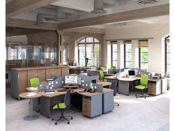 Мебель для персонала Berlin (Д) — фото 6
