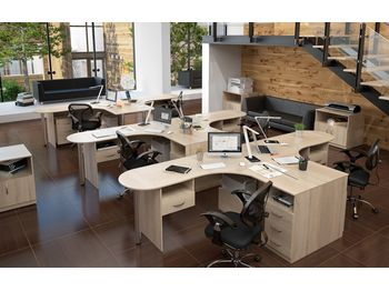 Мебель для персонала Simple (S) — фото 2