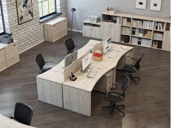 Мебель для персонала Tess Wood (P) — фото 2