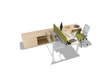 Мебель для персонала 5th Element (L) — фото 8