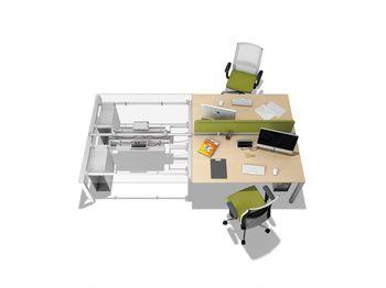 Мебель для персонала 5th Element (L) — фото 9