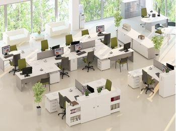 Мебель для персонала Domino (G) — фото 4