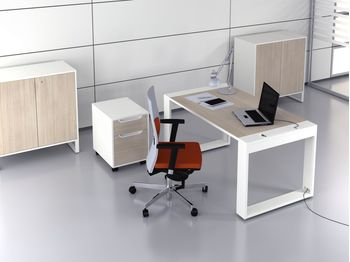 Мебель для персонала Logic (L) — фото 2