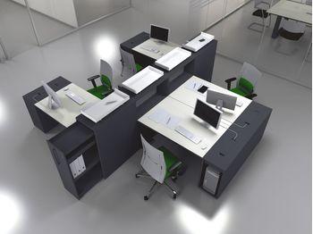 Мебель для персонала Logic (L) — фото 9