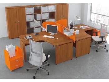 Мебель для персонала Oxi (L) — фото 2