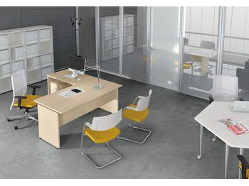 Мебель для персонала Oxi (L) — фото 4