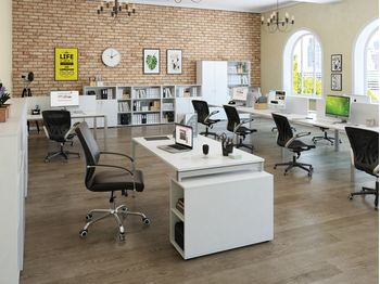 Мебель для персонала Tess Metal (P) — фото 4