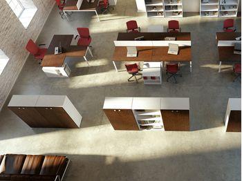 Мебель для персонала Tess Metal (P) — фото 7