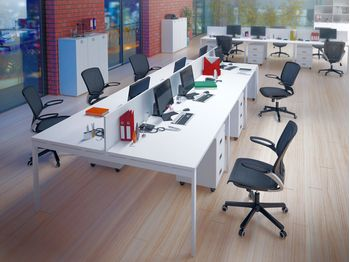 Мебель для персонала Tess Metal (P) — фото 11