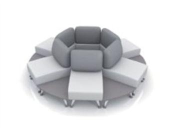 Модульный диван М23 - модные тенденции — фото 1