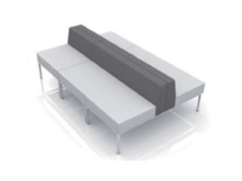 Модульный диван М3 - открытый взгляд — фото 1