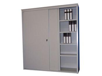Архивный шкаф с дверями - купе AL 2015 — фото 1
