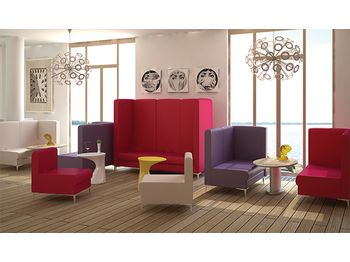 Модульный диван М6 - мягкая комната — фото 7