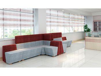 Модульный диван М33 - современная обратная связь — фото 9