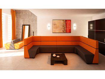 Модульный диван М33 - современная обратная связь — фото 7
