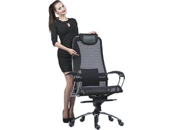 Кресло SAMURAI S-1.02 — фото 5