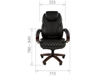 Кресло CHAIRMAN CH 406 — фото 5