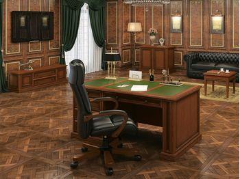 Кабинет руководителя Oxford (P) — фото 5