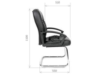 Кресло CHAIRMAN CH 418V — фото 5
