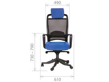Кресло CHAIRMAN CH 283 — фото 3
