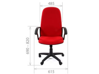Кресло CHAIRMAN CH 289 — фото 3