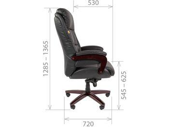 Кресло CHAIRMAN CH 404 — фото 5