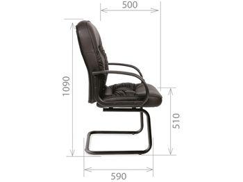 Кресло CHAIRMAN CH 416V — фото 5
