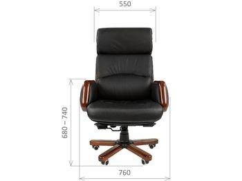 Кресло CHAIRMAN CH 417 — фото 4