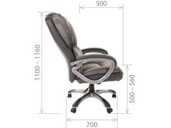 Кресло CHAIRMAN CH 434 — фото 6