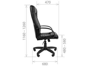 Кресло CHAIRMAN CH 480 LT — фото 7