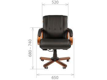 Кресло CHAIRMAN CH 653M — фото 5