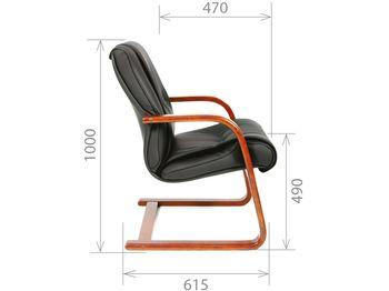 Кресло CHAIRMAN CH 653V — фото 5