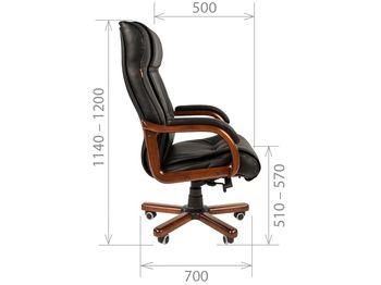 Кресло CHAIRMAN CH 653 — фото 4