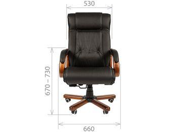 Кресло CHAIRMAN CH 653 — фото 5