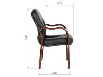 Кресло CHAIRMAN CH 658 — фото 5