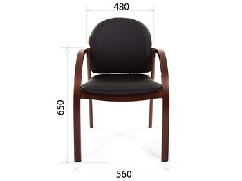 Кресло CHAIRMAN CH 659 Terra — фото 4