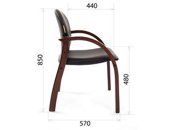 Кресло CHAIRMAN CH 659 Terra — фото 5