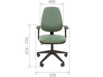 Кресло CHAIRMAN CH 661 — фото 8