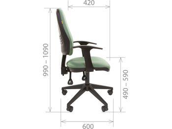 Кресло CHAIRMAN CH 661 — фото 9