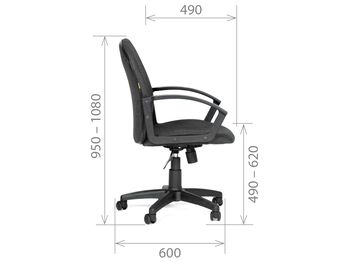 Кресло CHAIRMAN CH 681 — фото 6