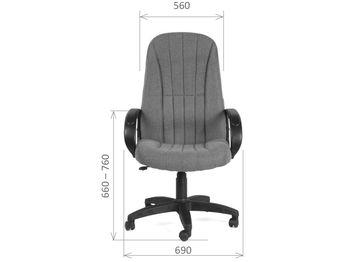 Кресло CHAIRMAN CH 685 — фото 13