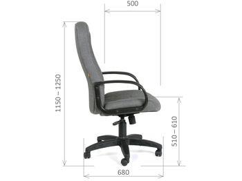 Кресло CHAIRMAN CH 685 — фото 14