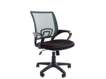 Кресло CHAIRMAN CH 696 black — фото 8